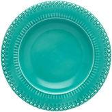 One Kings Lane Fantasy Pasta Bowl, Turquoise