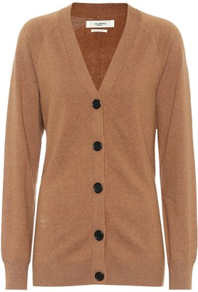 Etoile Isabel Marant Karrick cotton and wool cardigan