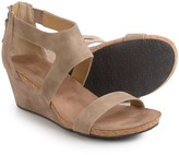 Adrienne Vittadini Thalia 2 Wedge Sandals - Nubuck (For Women)
