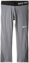 Nike Pro Cool Training Capri (Little Kids/Big Kids)