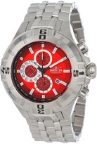 Invicta Men's 12352 Pro Diver Chronograph Dial Stainless Steel Watch
