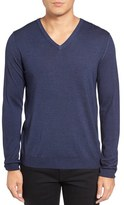 Pal Zileri Men's Merino Wool Sweater