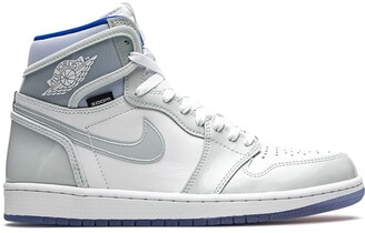 Jordan Air 1 High Zoom racer blue
