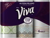 Viva Paper Towels, Signature Designs