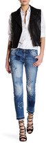 William Rast Best Friend Embellished Star Jean