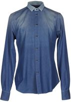 Ermanno Scervino Denim shirts
