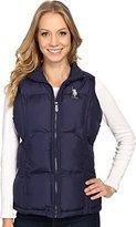 U.S. Polo Assn. Women's Classic Puffer Vest