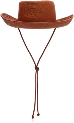 CLYDE Gambler Straw Hat