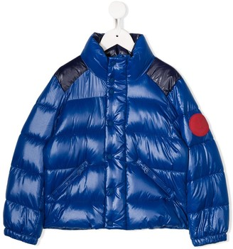 Save The Duck Kids Short-Length Padded Jacket