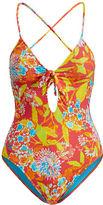 Polo Ralph Lauren Floral One-Piece Swimsuit