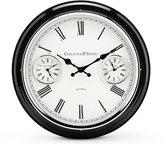 Marks and Spencer Medium 2 Dial Wall Clock