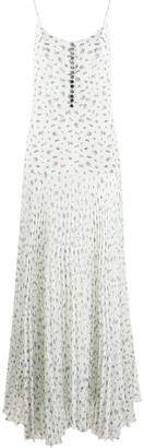 Chloé Sleeveless Printed Dress