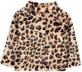 Bellerose Leih Fax Fur Leopard Jacket
