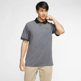 Nike Men's Short-Sleeve Polo Hurley 2 Stripe