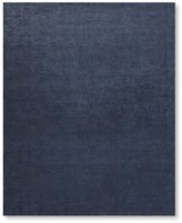 Williams-Sonoma Textured Solid Rug, Graphite