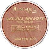 Rimmel Natural Bronzer, Sun Dance [027] 0.49 oz (Pack of 3)