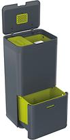 Joseph Joseph Intelligent Waste Separation & Recycling Totem Bin 60L