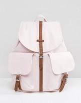 Herschel Dawson Backpack in Pale Pink