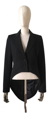 Gestuz Black Polyester Jackets