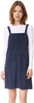 Jenni Kayne Suede Tank Dress