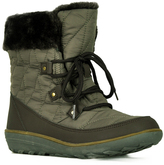 Olive Hike II Lace-Up Boot