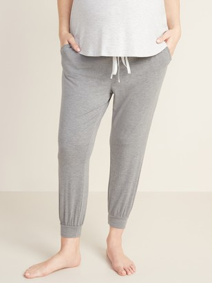 Old Navy Maternity Jersey Lounge Joggers