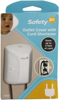 Safety 1st Outlet Cover with Cord Shortener