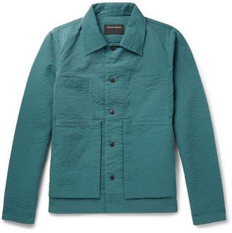 Craig Green Seersucker Chore Jacket