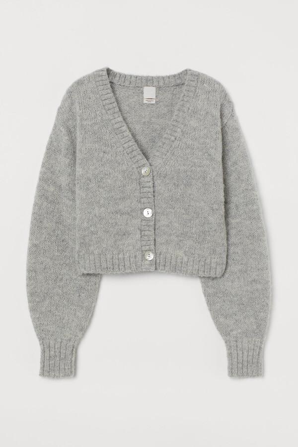 H&M Alpaca-blend cardigan