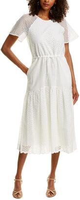 Diane von Furstenberg Marlowe Midi Dress