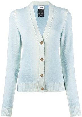 Barrie Faded V-Neck Cardigan