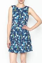 Fashion Pickle Fox Print Dress