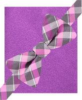 Alfani Men's Purple Bow Tie & Pocket Square Set, Only at Macy's
