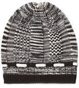 Missoni Wool Variegated Knit Beanie