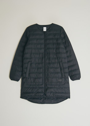 Herschel Women's W F Liner Jacket in Nylon/Poly Black, Size Extra Small