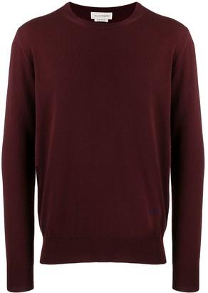 Alexander McQueen Cashmere And Wool Blend Sweater
