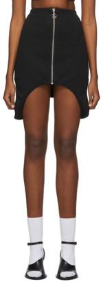 Lourdes Black Rib Tank Skirt