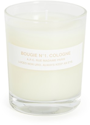 A.P.C. Cologne Scented Candle