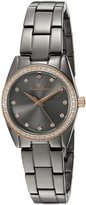 Lucien Piccard Women's 'LaBelle' Quartz Stainless Steel Casual Watch (Model: LP-40023-GM-108-RB)
