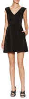 Nanette Lepore Festival Fit And Flare Dress