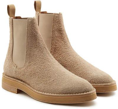 Yeezy Suede Chelsea Boots