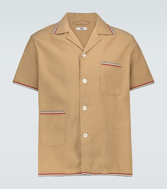 Bode Franco-American workmans shirt