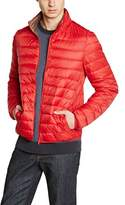 Benetton Men's Puffa Quilted Jacket