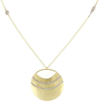 Meira T 14K 1.12 Ct. Tw. Diamond Necklace