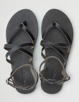 American Eagle Outfitters AE Strappy Cross-Strap Sandal