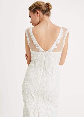 Phase Eight Valerie Tapework Lace Wedding Dress