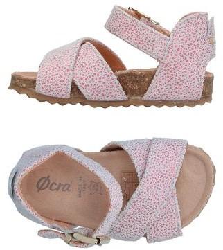 Ocra Sandals