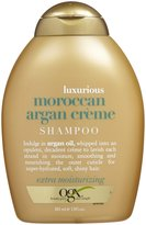 OGX Luxurious Moroccan Argan Creme Shampoo - 13 oz