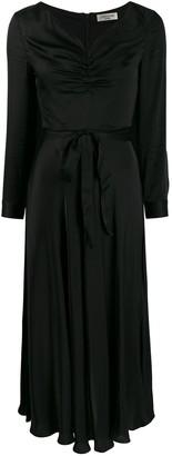 Jovonna London Modernista ruched midi dress