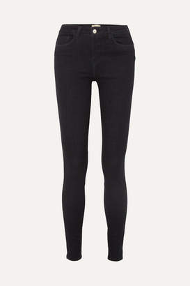 L'Agence Marguerite High-rise Skinny Jeans - Navy